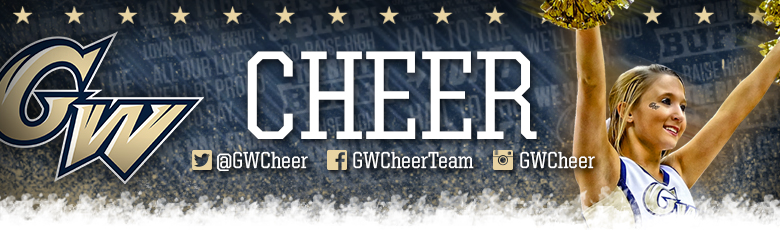b80bcd358fd The GW Spirit Program is comprised of our nationally competitive co-ed  cheer team