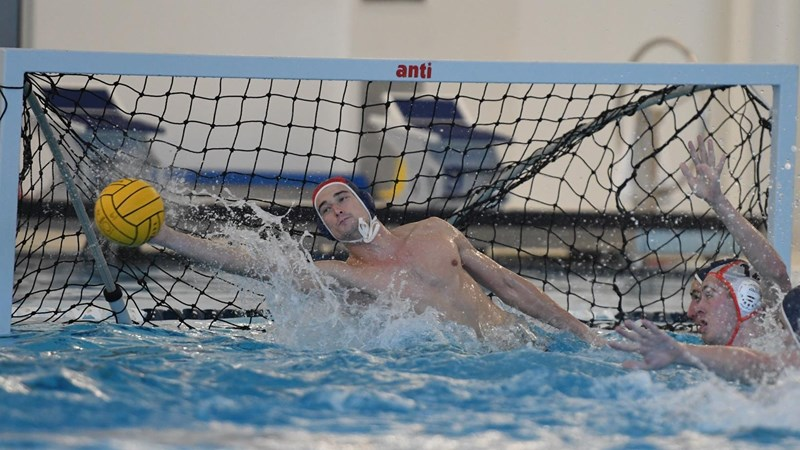 Men's Water Polo Secures Midweek MAWPC Win