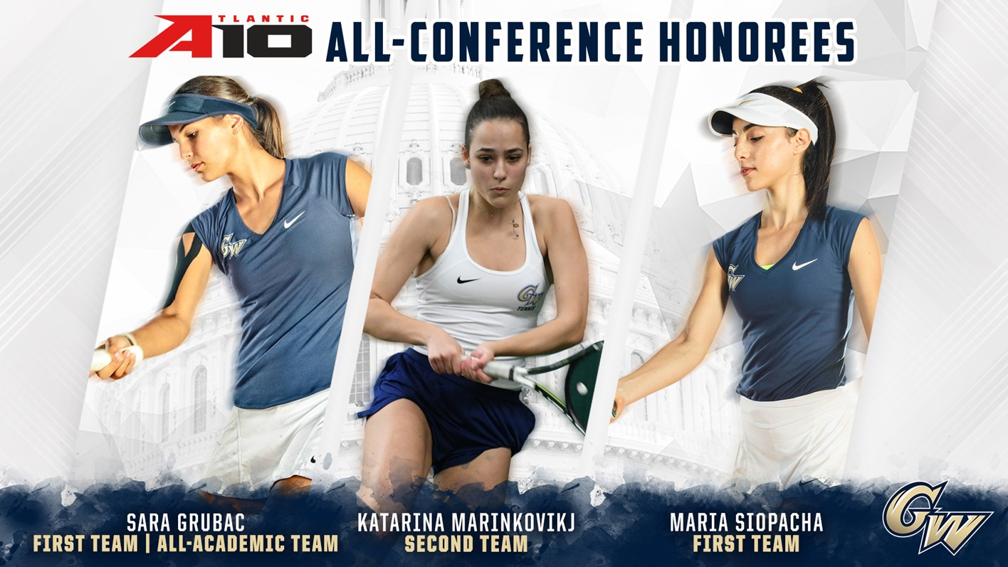 Women's Tennis - George Washington University Athletics