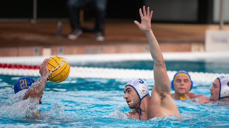 Men's Water Polo Journeys to Bucknell