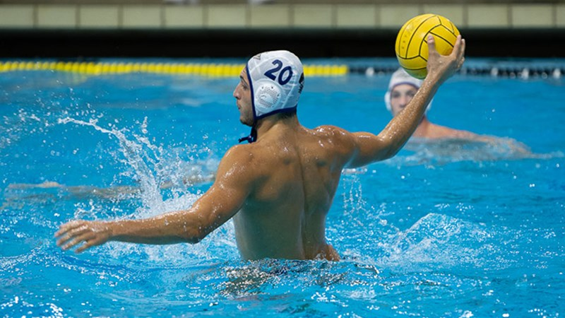 Men's Water Polo Drops Pair of Ranked Foes